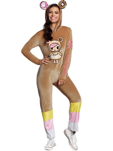 Donutella Tokidoki Costume For Adults