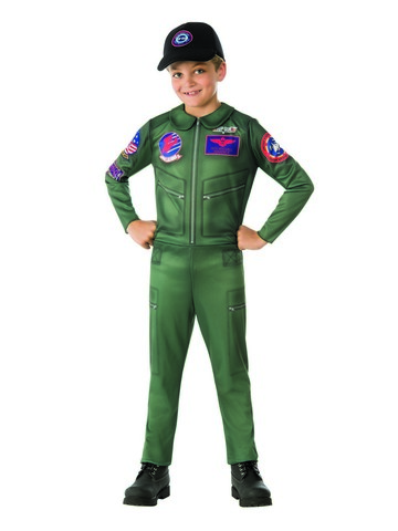 Childrens Top Gun Costume