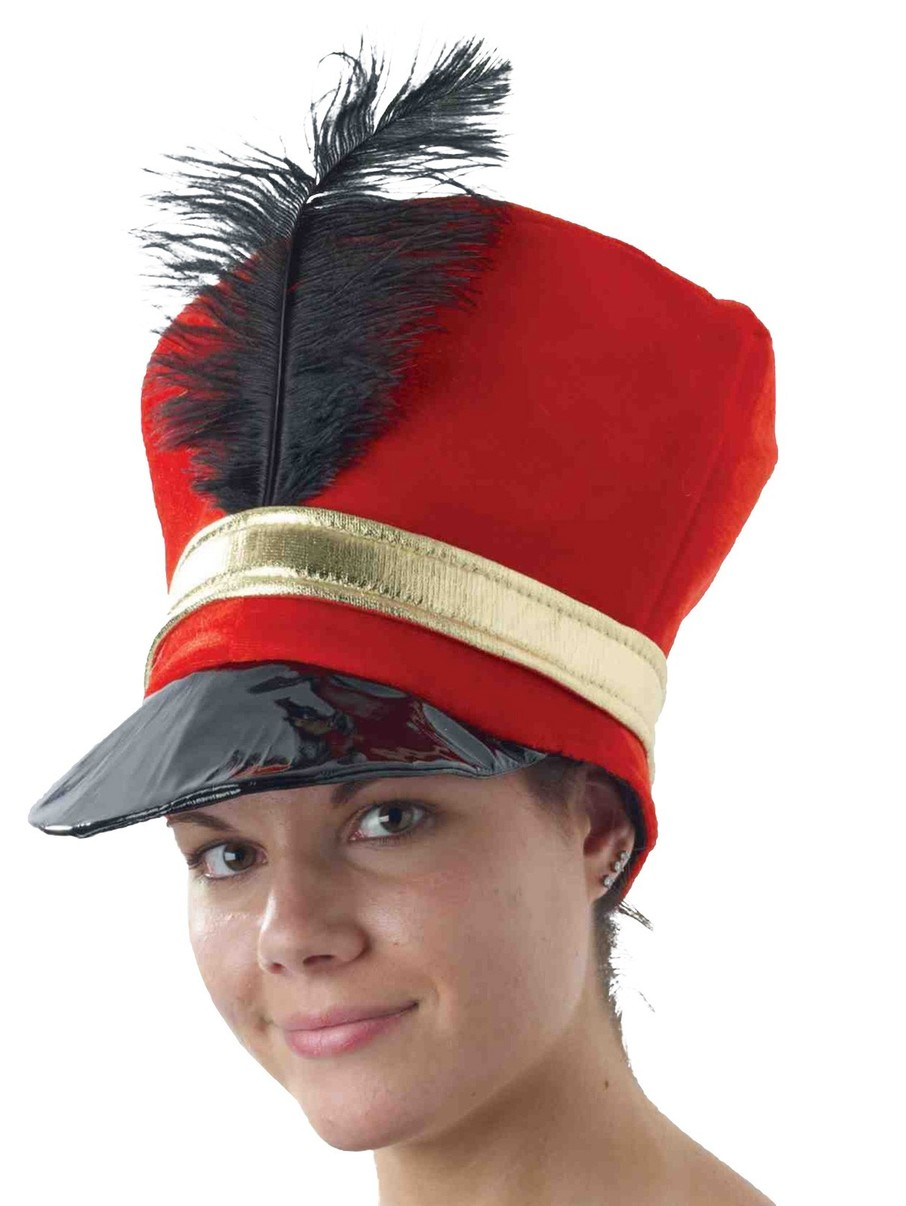 View larger image of Toy Soldier Hat