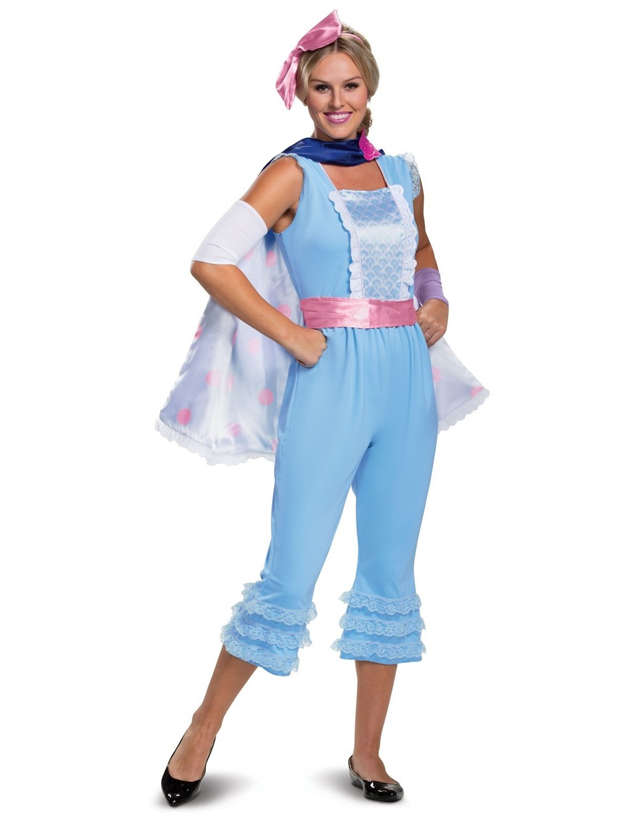 View larger image of Deluxe Bo Peep Toy Story Costume for Adults