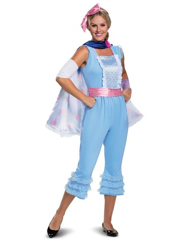 Deluxe Bo Peep Toy Story Costume for Adults