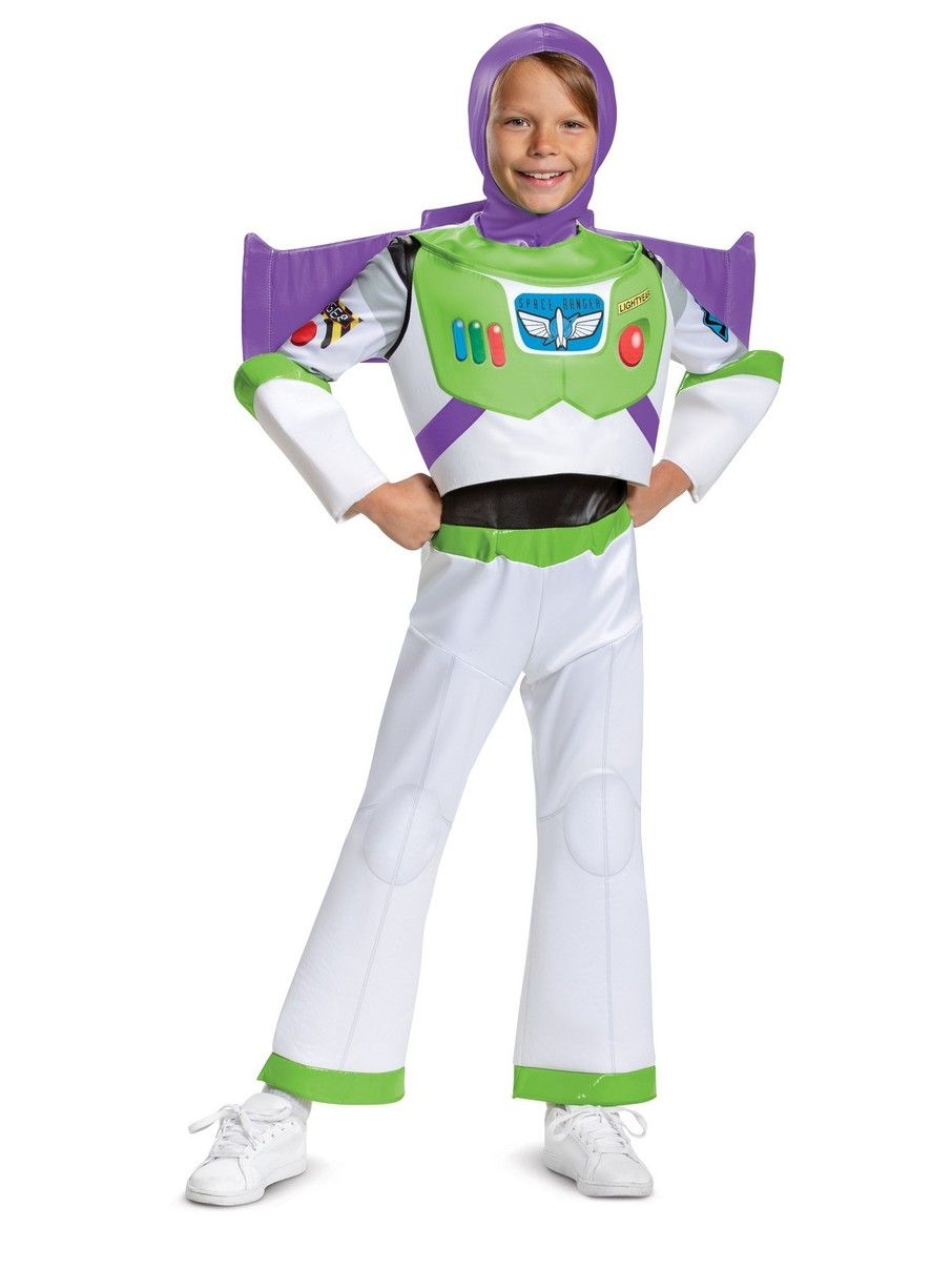 View larger image of Buzz Toy Story Deluxe Toddler Costume