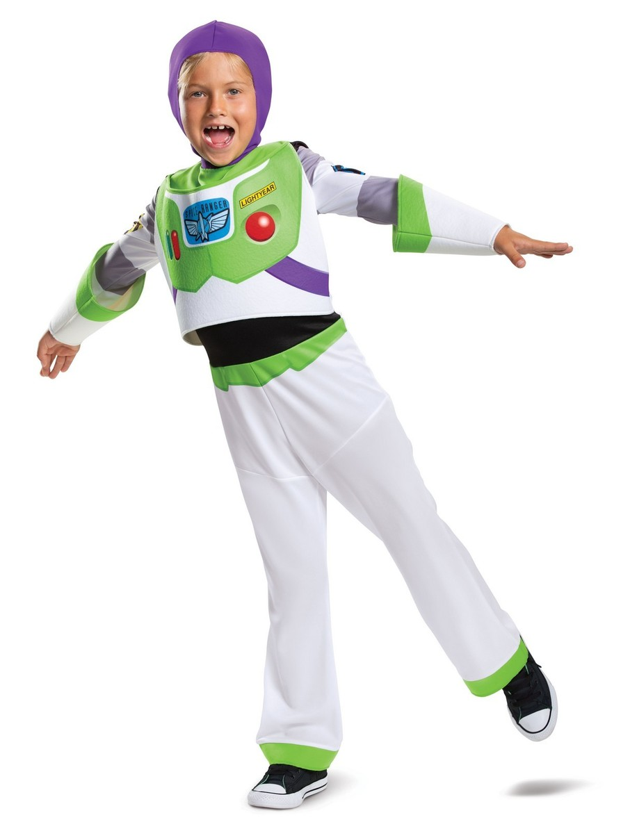 View larger image of Buzz Lightyear Classic Toy Story Costume for Toddlers