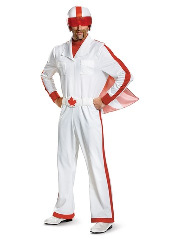 Deluxe Duke Caboom Costume for Adults