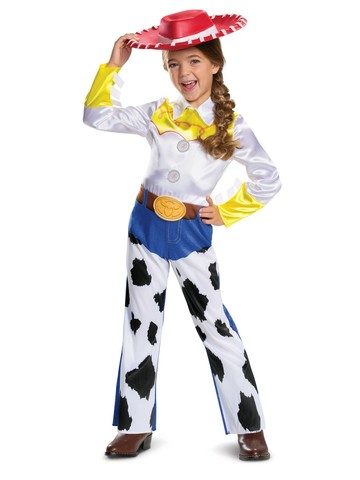 Jessie Classic Toy Story Costume for Toddlers