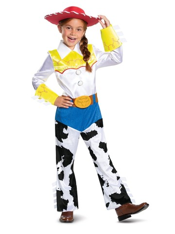 Jessie Deluxe Toy Story Costume for Toddlers