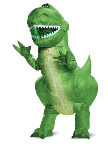 Rex Inflatable Toy Story Costume for Children