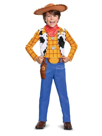 Woody Classic Toy Story Costume for Toddlers