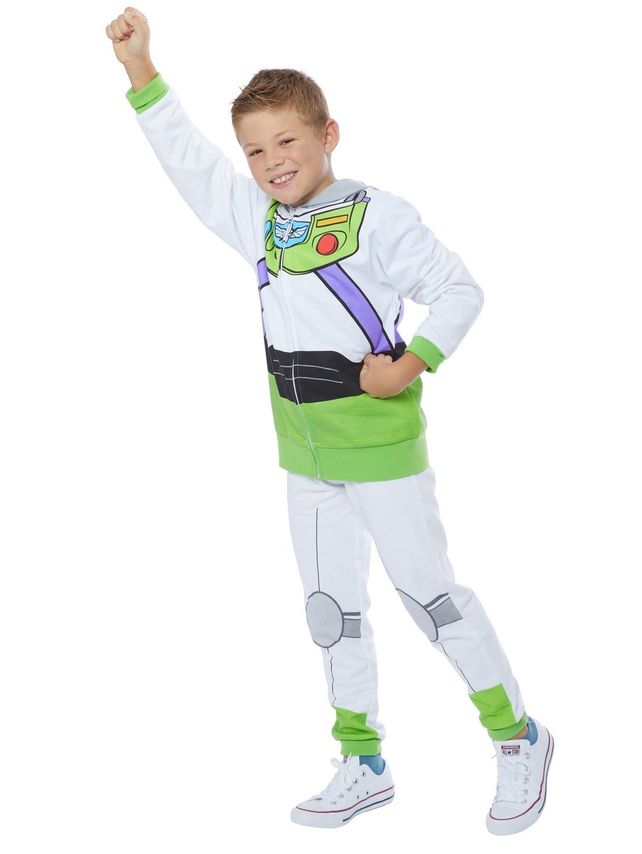 View larger image of Toy Story 4 Child Buzz Lightyear Hoodie and Pants Costume
