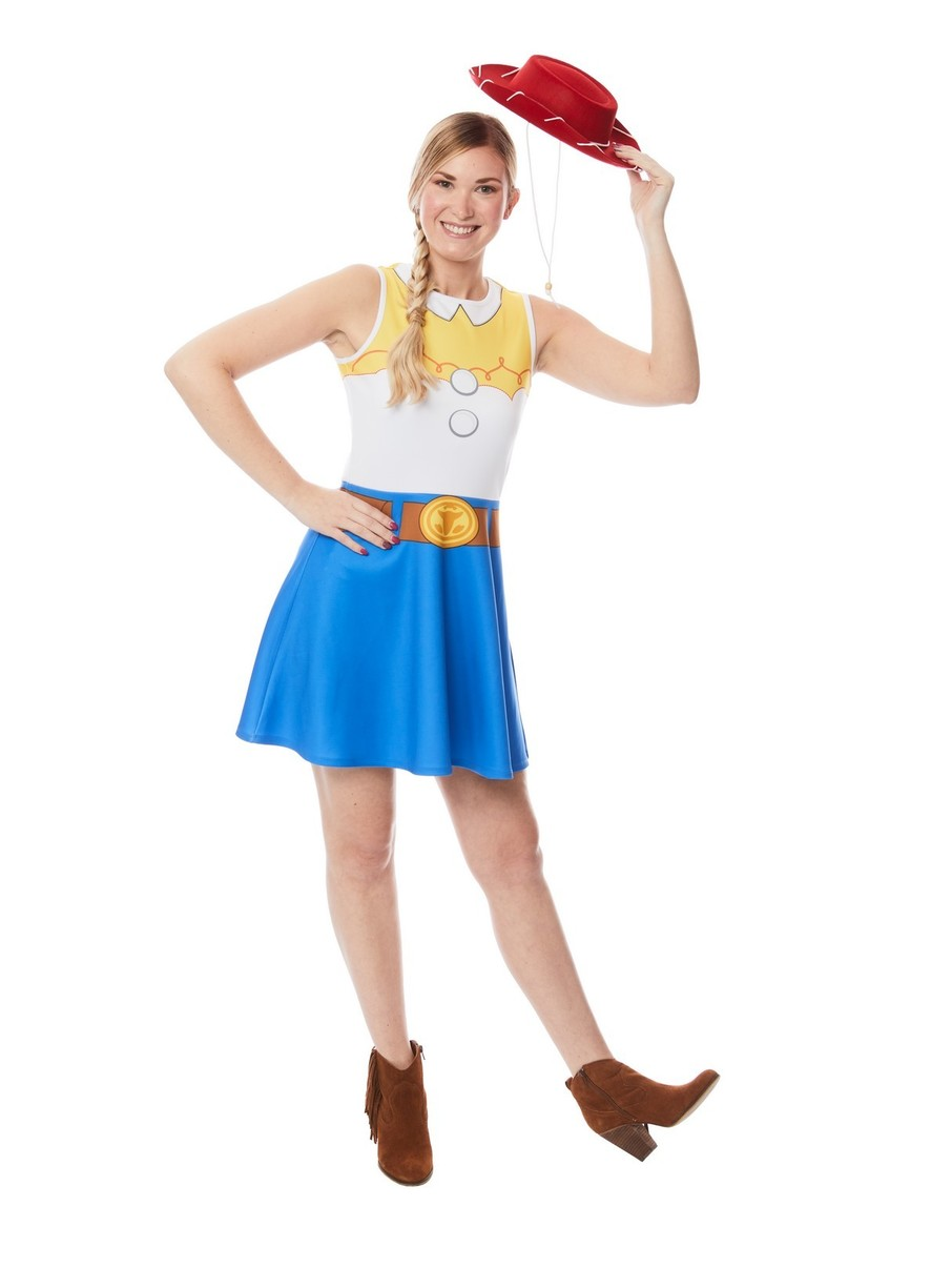 View larger image of Toy Story 4 Women's Jessie Dress Costume