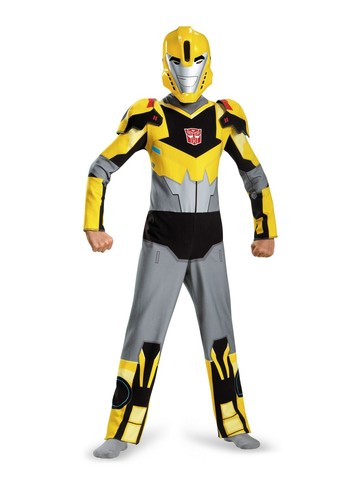Transformers Movie Bumblebee Animated Classic Costume