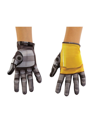 Transformers Bumblebee Movie: Bumblebee Kids Gloves