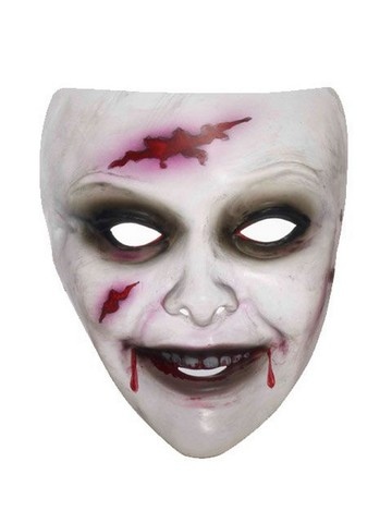 Clear Zombie Mask for Women