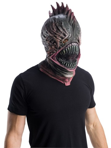 Aquaman Movie Trench Person Adult Overhead Latex Mask
