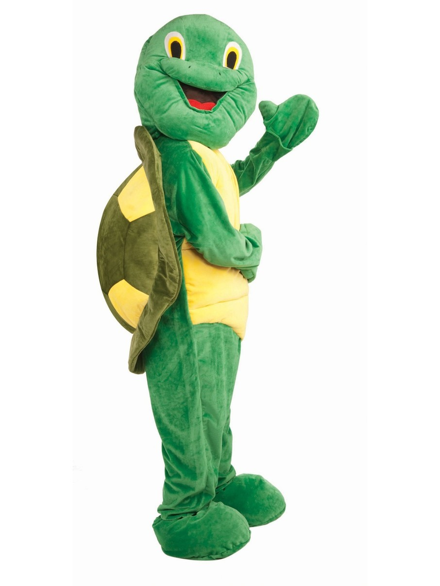 View larger image of Turtle Adult Mascot Costume