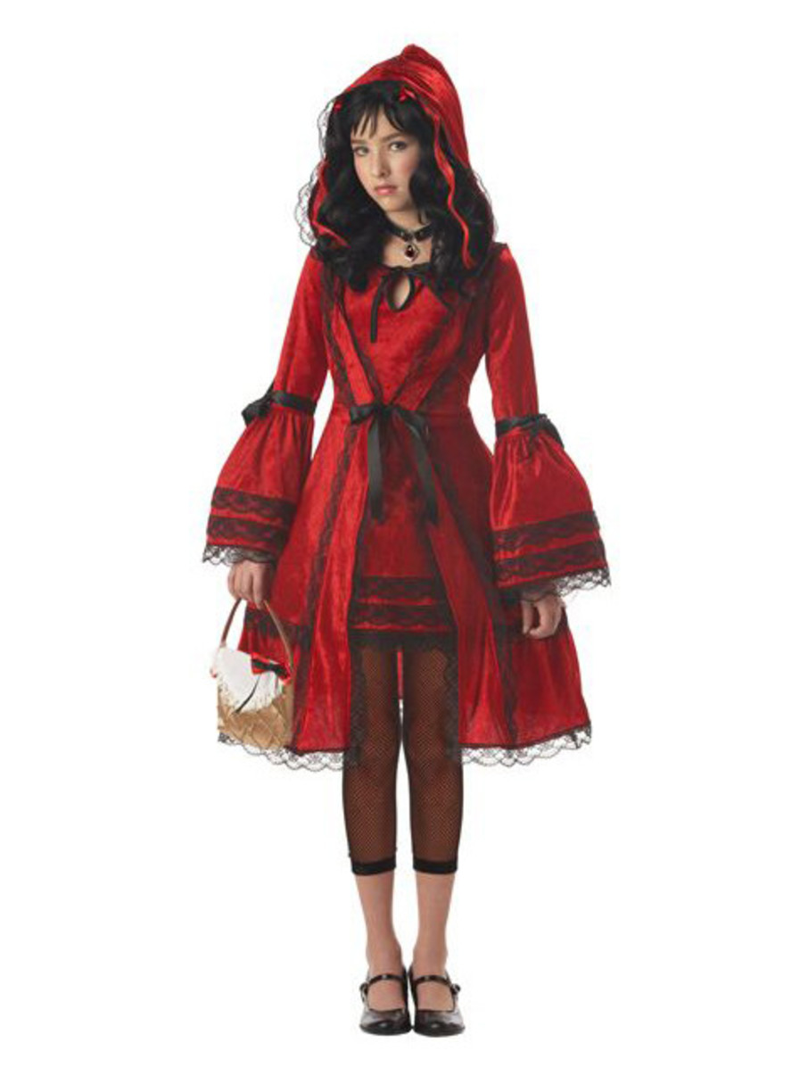 View larger image of Red Riding Hood Tween Costume