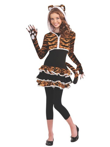 Tigress Costume for Tweens