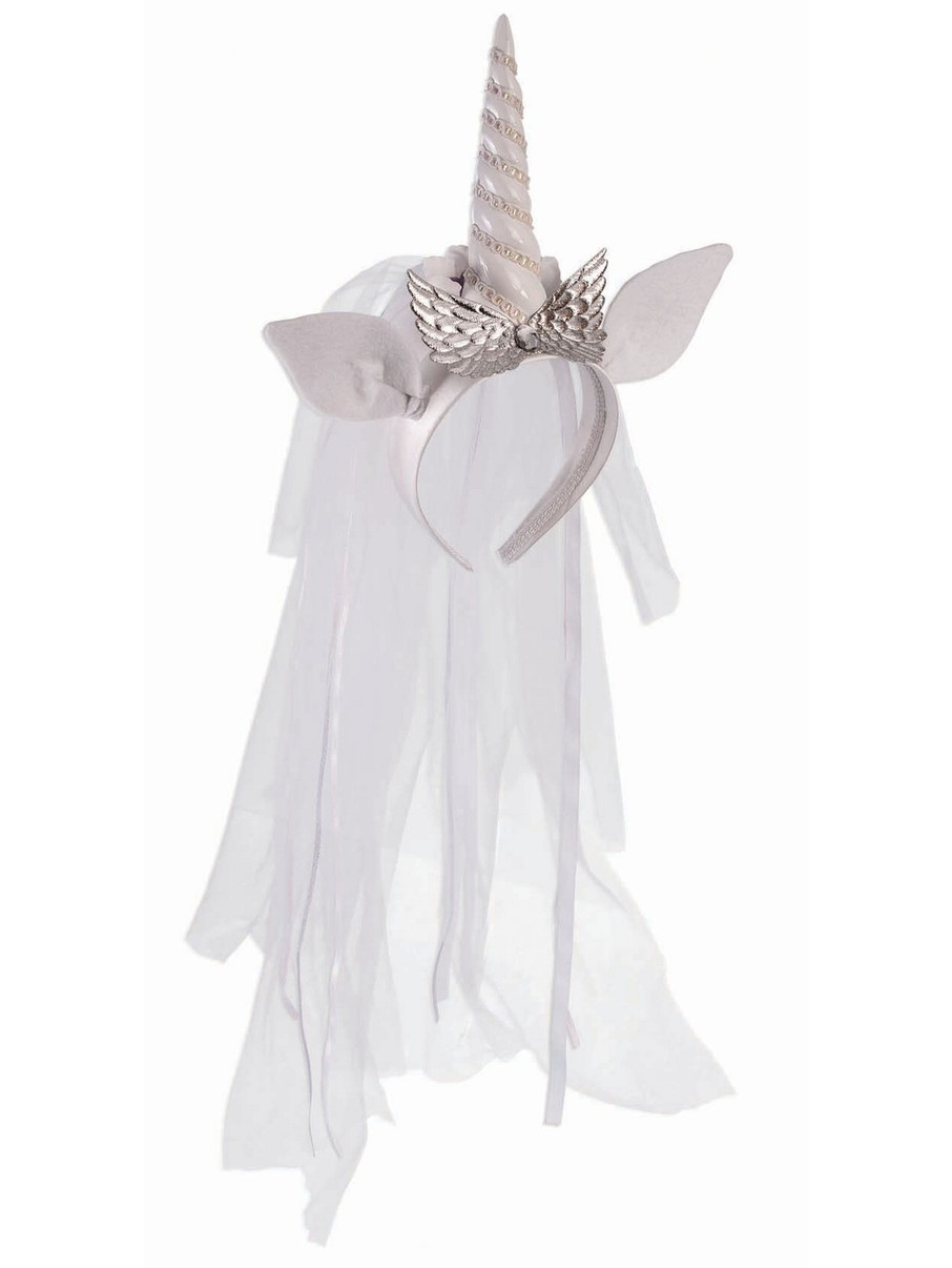 View larger image of Unicorn Headpiece Wings Accessory