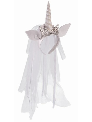 Unicorn Headpiece Wings Accessory