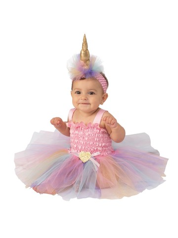 Unicorn Infant Tutu Costume