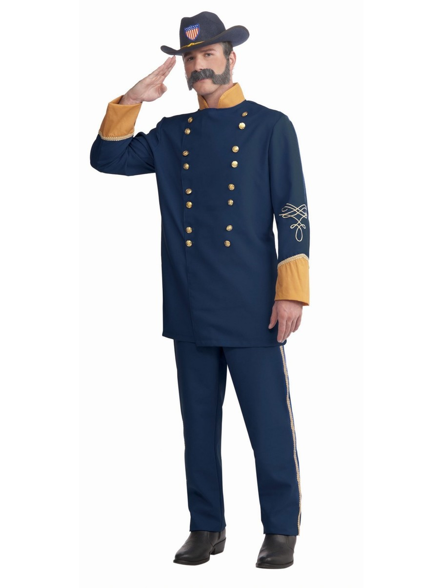 View larger image of Men's Union Officer Costume