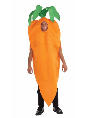 Unisex Adult Carrot Costume