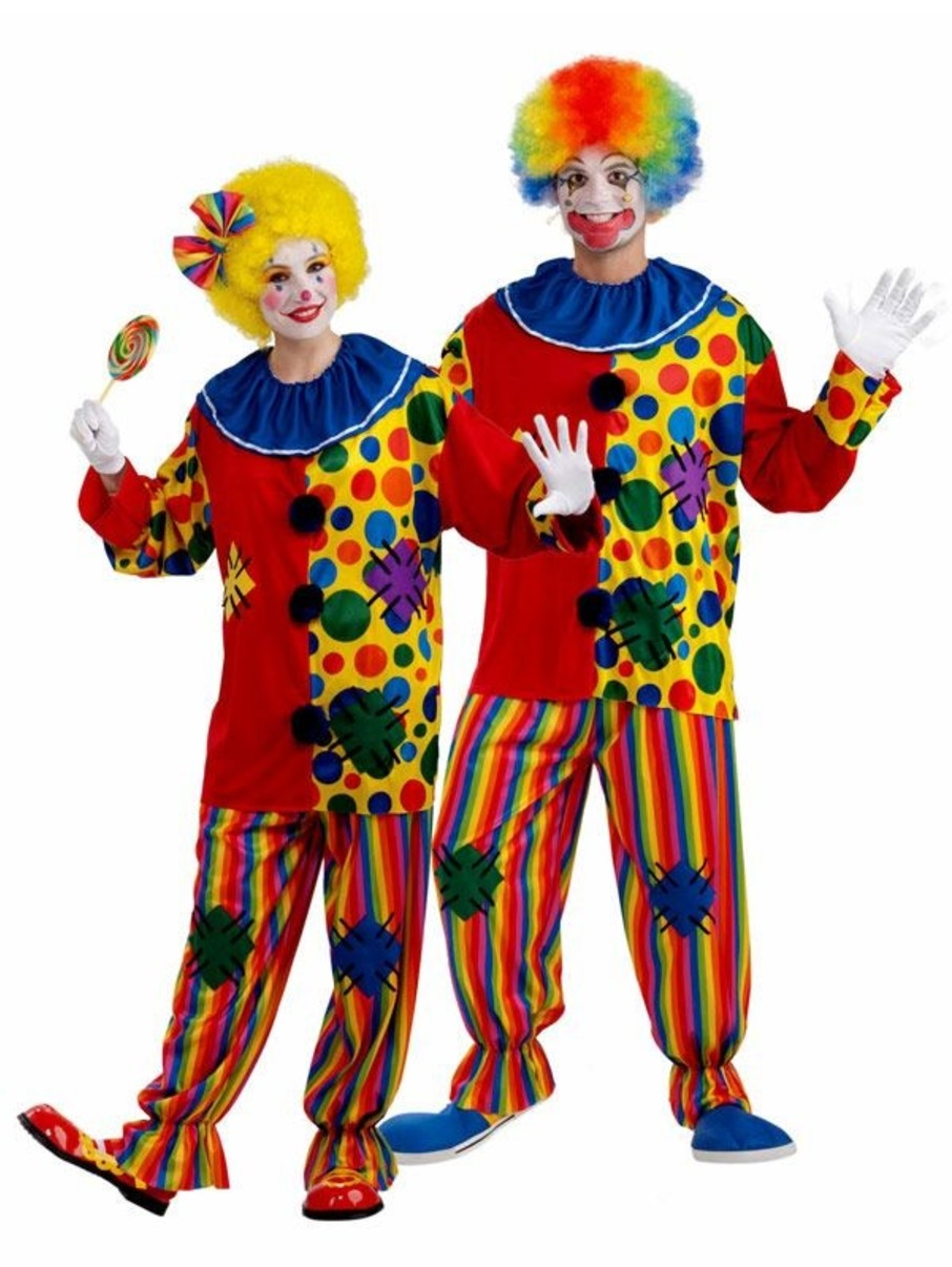 View larger image of Unisex Big Top Clown Costume