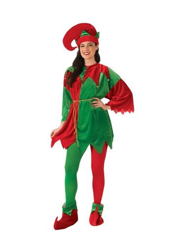 Adult Unisex Elf Costume