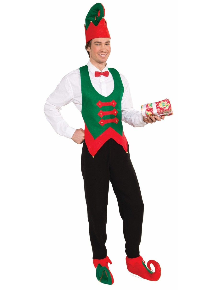 View larger image of Holiday Elf Vest