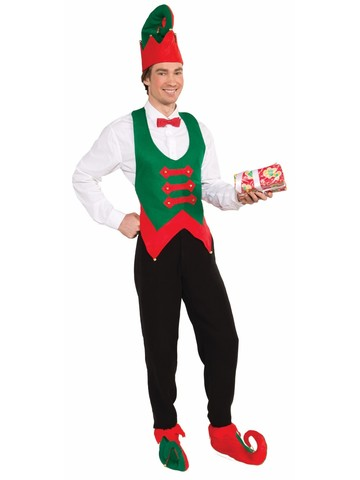 Holiday Elf Vest