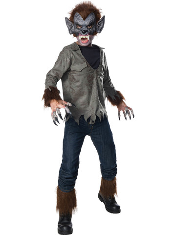 Universal Monsters Boys Wolfman Costume