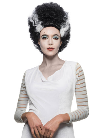 Bride Of Frankenstein Wig from Universal Monsters