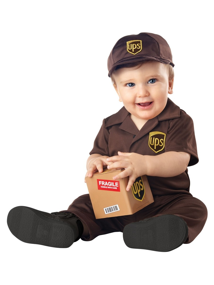 View larger image of Baby UPS Toddler Costume