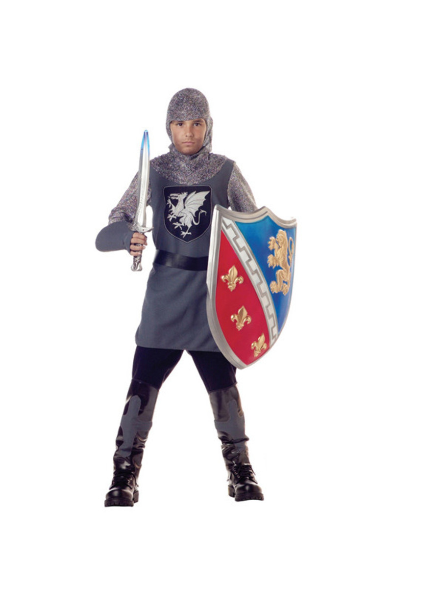View larger image of Valiant Knight Child Costume