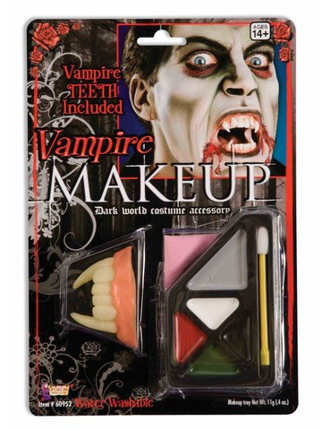 Undead Vampire Make-up Kit