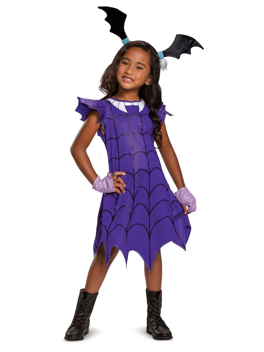 View larger image of Ghoul Girls Vampirina Classic Costume for Toddlers