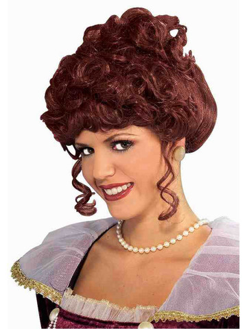 Victorian Lady Adult Wig