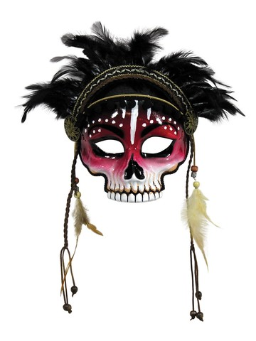 Voodoo Mask for Adults