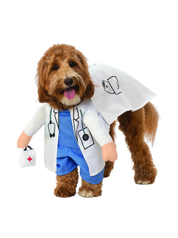 Walking Pet Costume - Vet