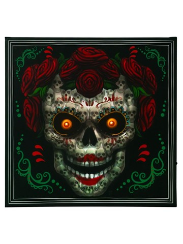 Day of the Dead Wall Art Decoration