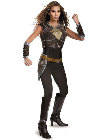 Warcraft Adult Garona Womens Costume