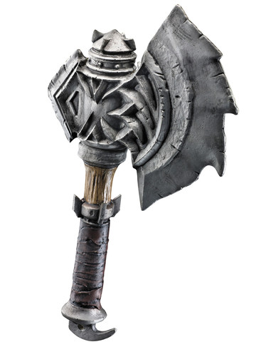 Warcraft Durotan's War Axe
