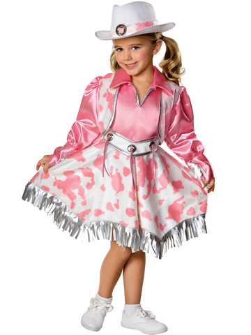 Child/Toddler Western Diva Costume