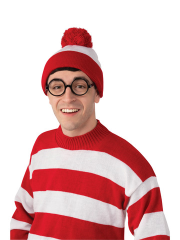 Deluxe Where's Waldo Hat