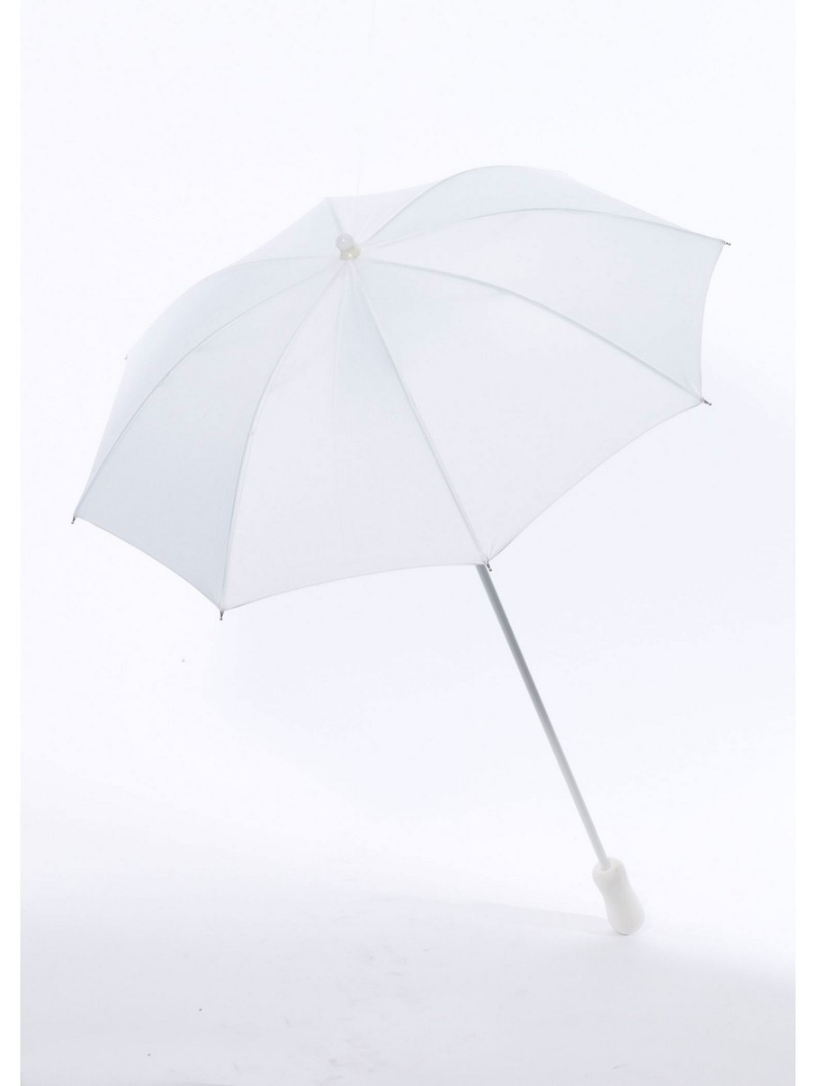 View larger image of White Parasol