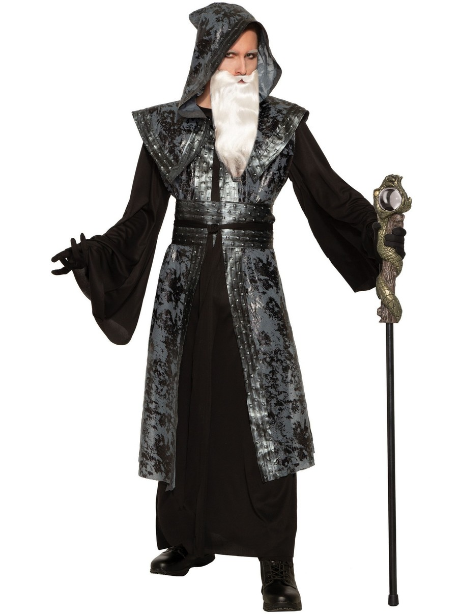View larger image of Adult Wicked Wizard Costume
