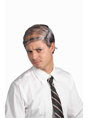 Wig - Bald Mans Comb Over Accessory