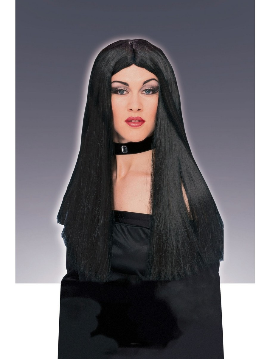 View larger image of Wig - Long Black Accessory