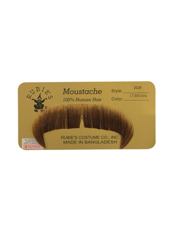 Winchester Moustache Accessory - Light Brown