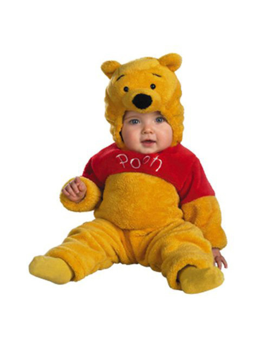 View larger image of Winnie The Pooh Deluxe Infant Costume